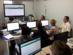 Treinamento complementar foi realizado no HRLB/CONSAÚDE, dia 13 de junho.