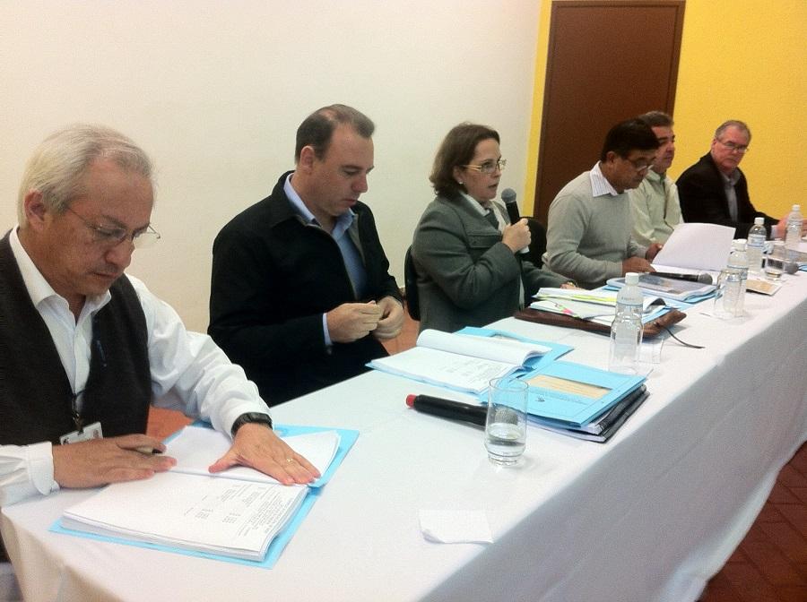 Conselho de Prefeitos do CONSAÚDE reuniu-se em Pariquera-Açu/SP, dia 30 de agosto.